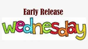 Wednesdays are Early Release Days