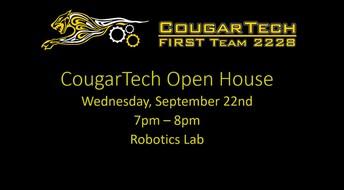 Cougar Tech Open House