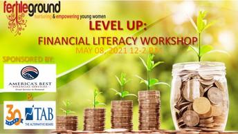 Level UP: Financial Literacy Workshop