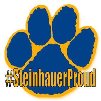 Keep in touch with #SteinhauerProud