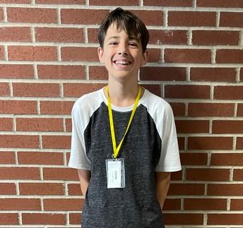 8th Grade: Noah Clark