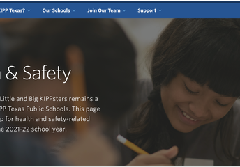 KIPP Texas Safety Guidelines