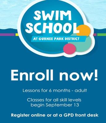 Swim Like a Pro with Gurnee Park District's Swim School