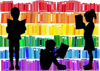PLEASE RETURN LIBRARY BOOKS