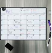 2. Start a family calendar