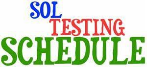 Middle School SOL Growth Assessments