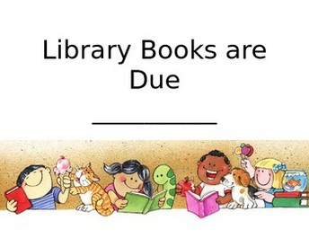 Devuelva los artículos de la biblioteca