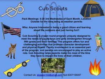 Cub Scouts (Cachorros exploradores)