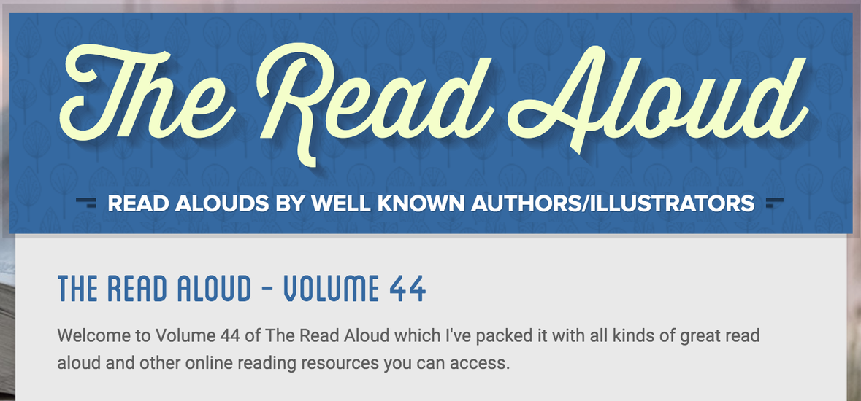 The Read Aloud - Volume 44