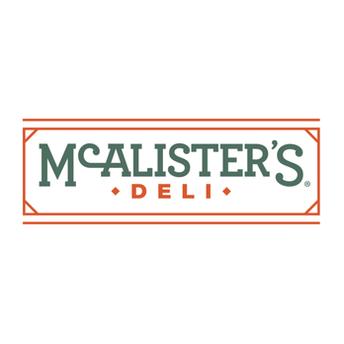 DCA Spirit Night at McAlister's Deli