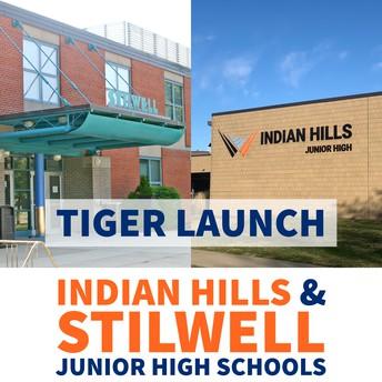 Junior High Tiger Launch