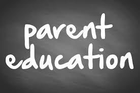 Parent Education Events
