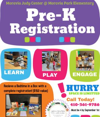 Learn, Play, & Engage in Pre-Kindergarten