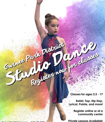 Learn to Dance with Gurnee Park District