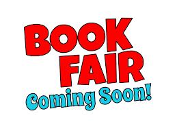 Book Fair - October 25-29