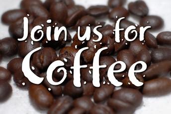 COFFEE IN THE BREEZEWAY