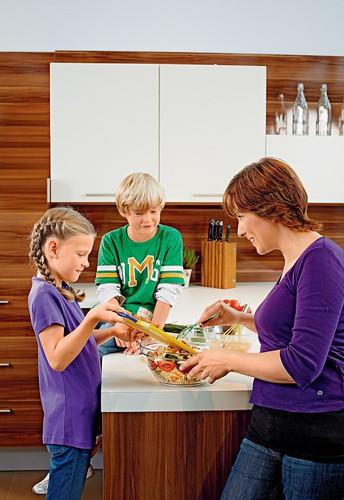 Grades Pre-K-2:  Let's Cook Together