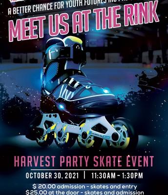 Meet Us At The Rink : Skating Party