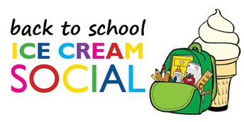 Back to School Ice Cream Social
