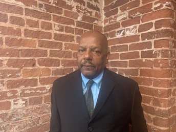 Larry Louis Moore, Director of The Arts and Special Programs