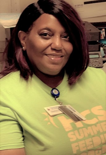 Ms. Gladys Hassan - Child Nutrition Program Supervisor, Lee High and New Century Tech. High School