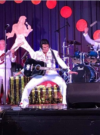 Elvis Has Left The Building!
