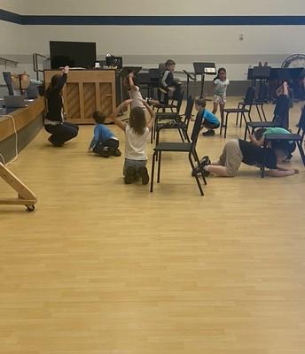 Elementary Music Fun!