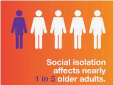 Socially Isolated