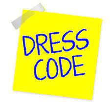 Student Dress Code- From the WCS Student Handbook