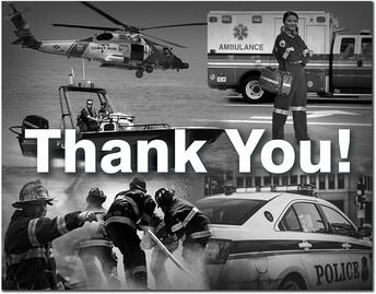 First Responder & Law Enforcement Appreciation Day