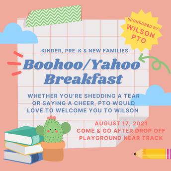 Boohoo / Yahoo! Breakfast