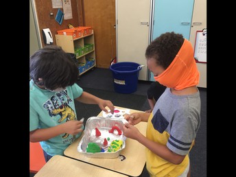 Science on the move:  Creating Landforms in 2nd Grade