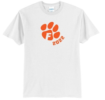 Grade-level t-shirts- Show your Cougar Spirit- Order by 8/24