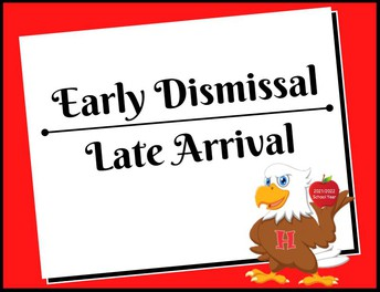 What if I have to pick my child up early or drop them off late?