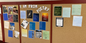 I am From Poetry in 10th Grade ELA