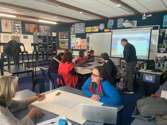 TEACHERS PROFESSIONAL LEARNING