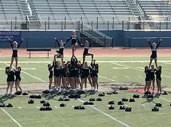 Celebrate Cheer Performance!