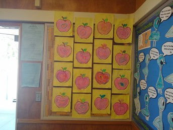 Kinder Art work