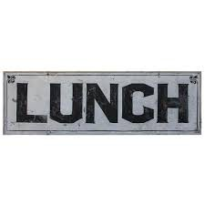 Dropping Off Lunches