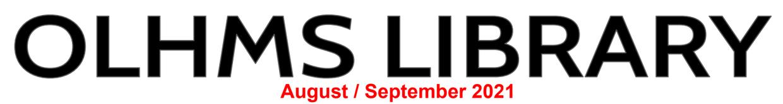 OLHMS Newsletter Flyer Link