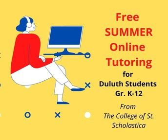 Free Summer Tutoring Available