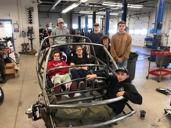 ATC: Automotive Tech 11 Class
