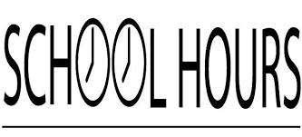 BRMES School Hours