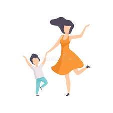 Mommy/ Son Dance