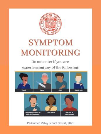 REMINDER: Daily Symptom Monitoring