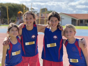 State Cross Country Championships 12th August 2021
