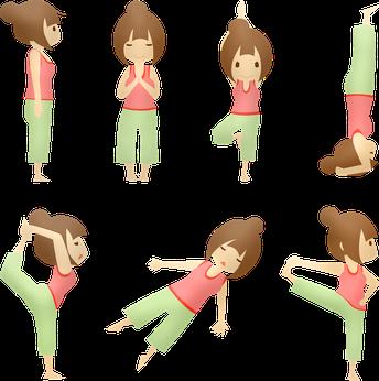 Pre-K-2: Yoga