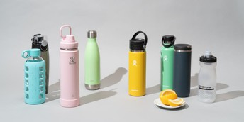 Send your child with a water bottle