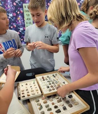 Sixth Grade Science Experiments