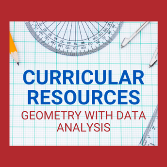 AMSTI's Curricular Resources: Geometry with Data Analysis